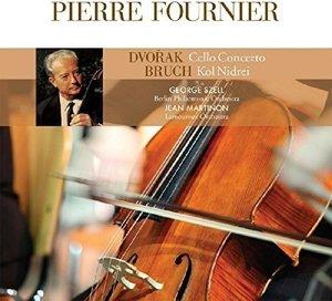 Dvorak-Cello Concerto/Bruch-K