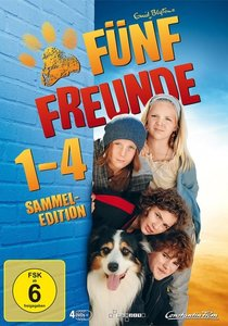 Fünf Freunde 1-4