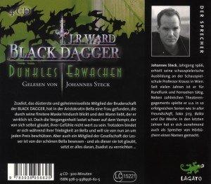 Black Dagger(6)-Dunkles Erwachen