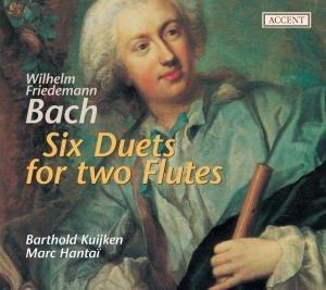 6 Duette Für 2 Querflöten
