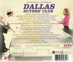 Dallas Buyers Club (Music from and Inspired by the Motion Pictur