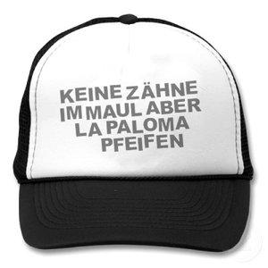 Keine Zähne Im Maul (Cap/Black)