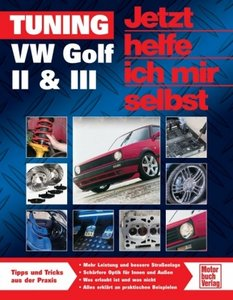Tuning VW Golf II & III