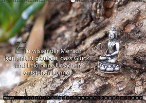 Buddhistische Weisheiten (Wandkalender 2016 DIN A2 quer)