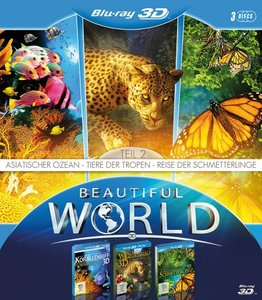 Beautiful World in 3D Vol.2-Blu-ray Disc