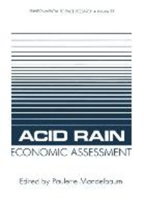 Acid Rain Economic Assessment