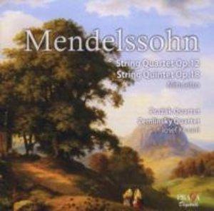 Streichquartette op.12 & 18