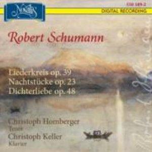 Liederkreis/Nachtstücke/Dichterliebe