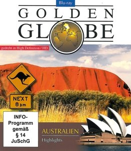 Australien Highlights. Golden Globe