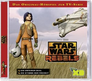 Disney - Star Wars Rebels Folge 05