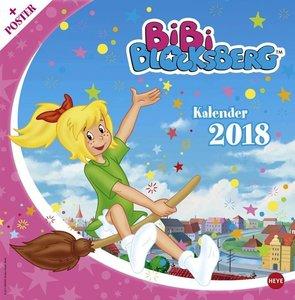 Bibi Blocksberg Broschurkalender 2018