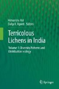 Terricolous Lichens in India