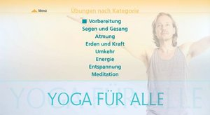Yoga für alle mit Patrick Broome
