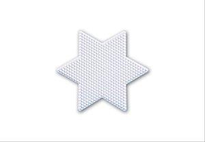 Hama 269 - Stiftplatte: großer Stern, 17 x 15 cm