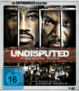 Undisputed-The Expendables Selection