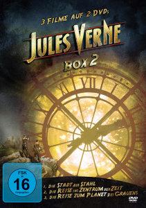 Jules Verne-Box 2 (DVD)