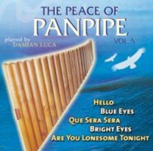 The Peace Of Panpipe Vol.5