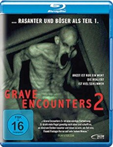 Grave Encounters 2-Blu-ray Disc
