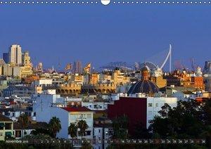 Valence entre tradition et modernité (Calendrier mural 2015 DIN