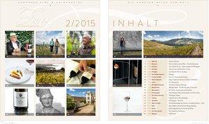 FINE Das Weinmagazin 02/2015