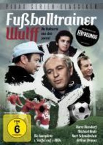 Fußballtrainer Wulff