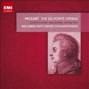 Die Da Ponte-Opern