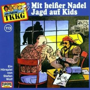 113/Mit heisser Nadel Jagd auf Kids