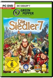 Green Pepper: Die Siedler 7