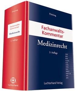 Fachanwaltskommentar Medizinrecht