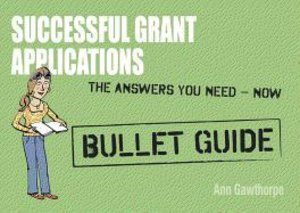 Successful Grant Applications