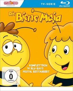 Die Biene Maja Komplettbox Blu-ray (104 Eps./16 BD