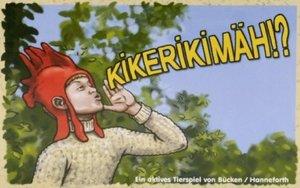 Adlung Spiele 11027 - Kikerikimäh!?