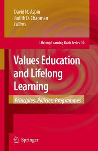 Values Education and Lifelong Learning