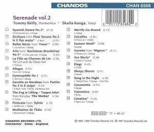Serenade Vol.2 F.Harmonika Und Harfe