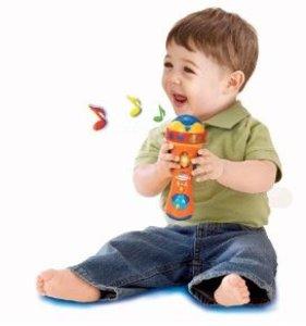 VTech Baby 80-078704 - Singspass Mikrofon