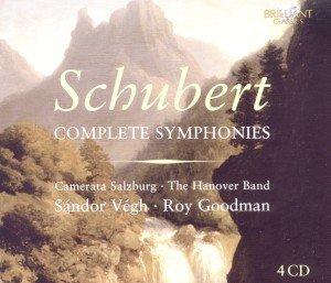 Schubert: Sämtliche Sinfonien