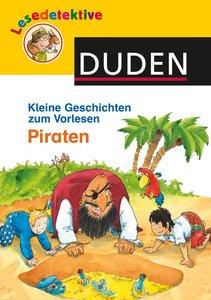 Kleine Geschichten zum Vorlesen - Piraten