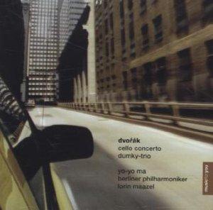 "Dvorak: Cello Concerto in M Minor, Op. 104 & Piano Trio ""Dumky"""