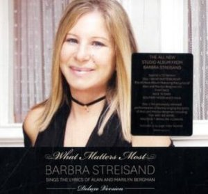 What Matters Most Barbra Streisand Sings The Lyric