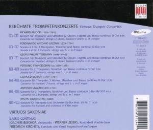 Berühmte Trompetenkonzerte