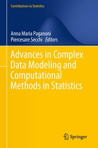 Advances in Complex Data Modeling and Computational Methods in S