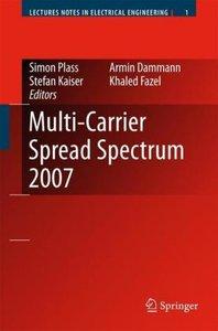Multi-Carrier Spread Spectrum 2007