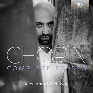 Complete Etudes op.10 & 25