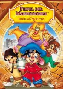 Feivel der Mauswanderer 3 - Der Schatz von Manhattan