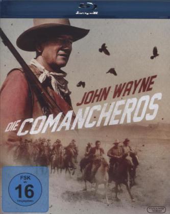 Die Comancheros - zum Schließen ins Bild klicken