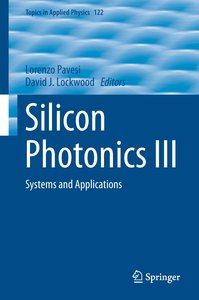 Silicon Photonics III