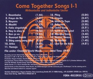 Come Together Songs I-1