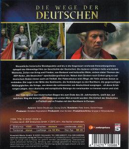 Die Wege der Deutschen
