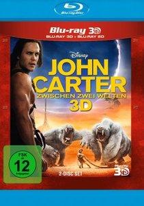 John Carter - Zwischen zwei Welten 3D