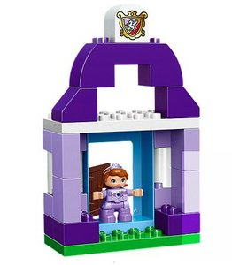 LEGO Duplo 10594 - Sofia the First: Königlicher Stall